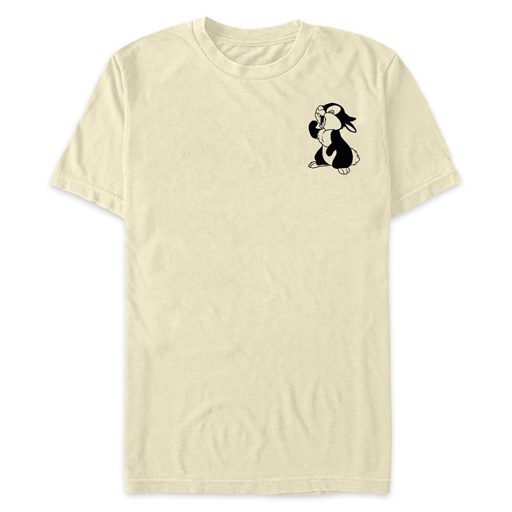 Thumper T-Shirt for Adults – Bambi