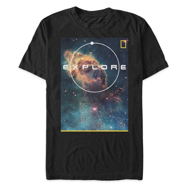 National Geographic Explore T-Shirt for Adults