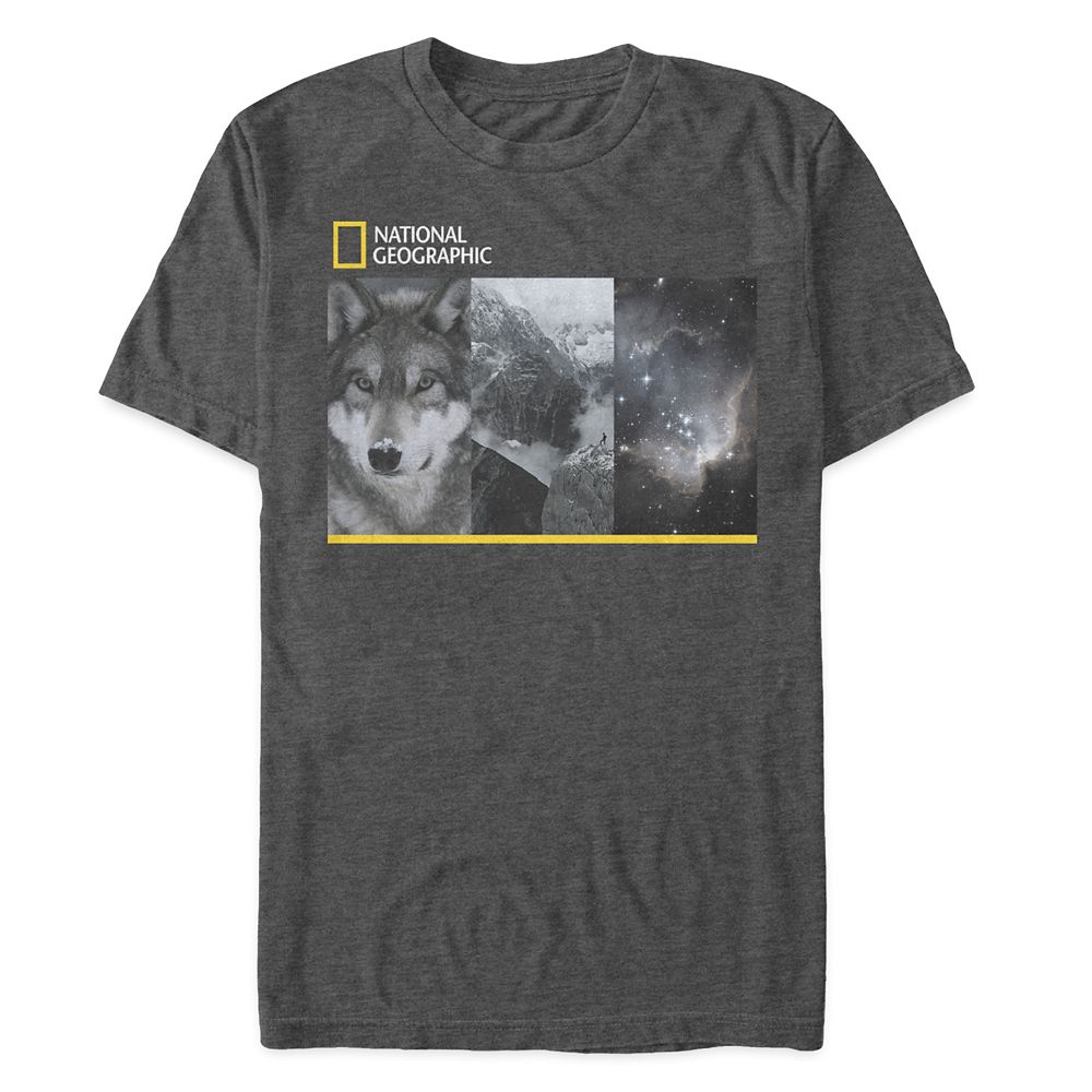 National Geographic Photography T-Shirt for Adults