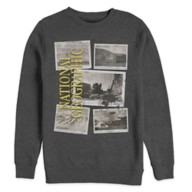 National Geographic Postcards Sweatshirt for Adults