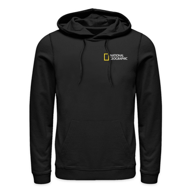 National Geographic Hoodie for Adults