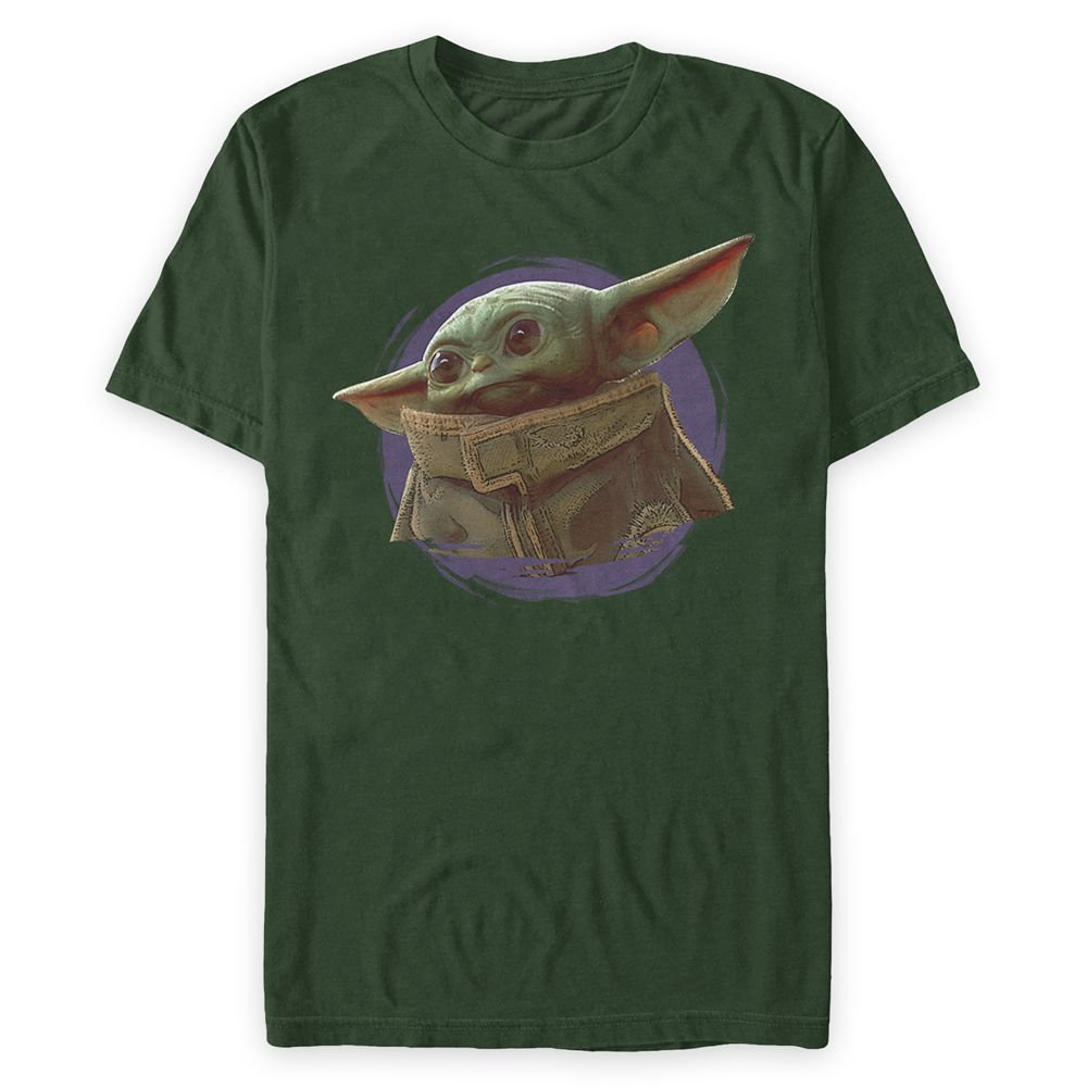 The Child  Star Wars: The Mandalorian T-Shirt for Men  Green Official shopDisney