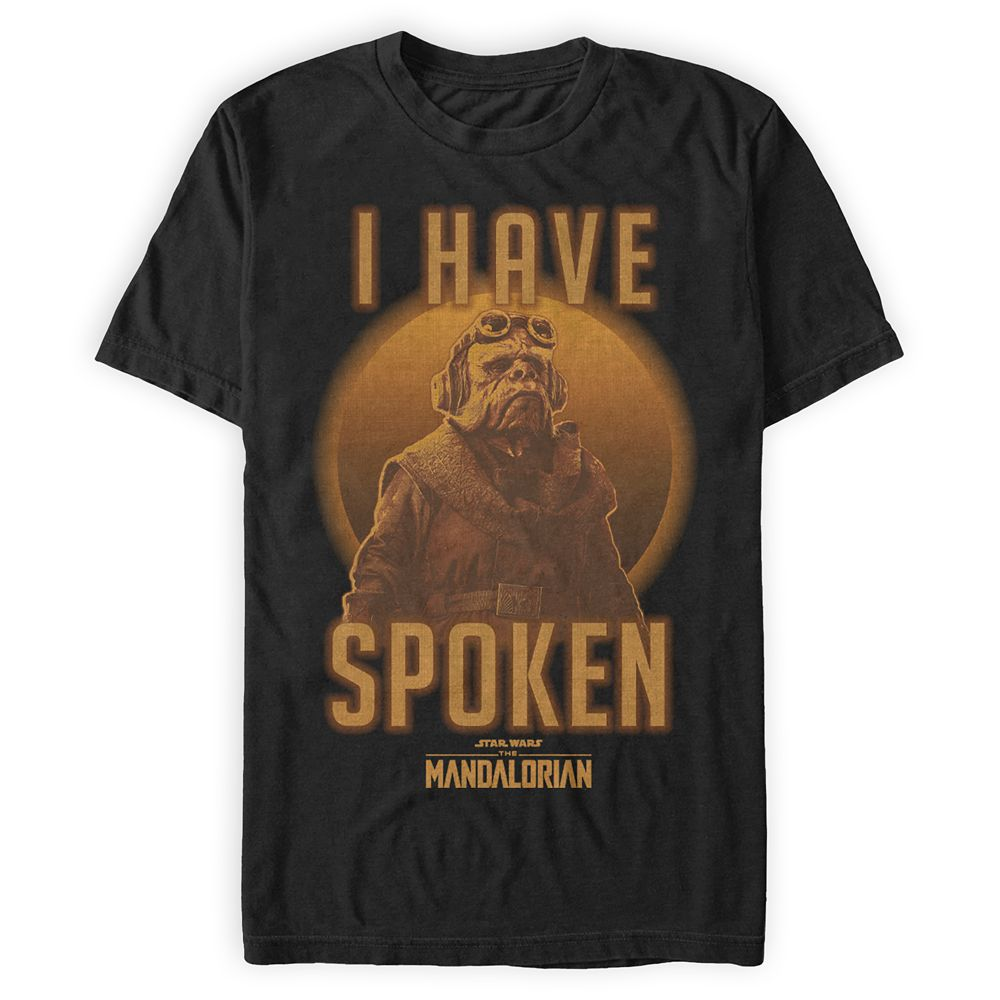 Kuiil T-Shirt for Men – Star Wars: The Mandalorian