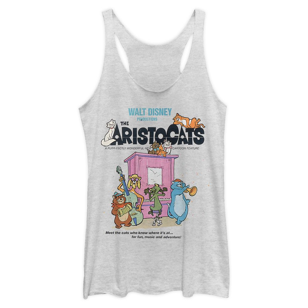 The Aristocats Tank Top for Women