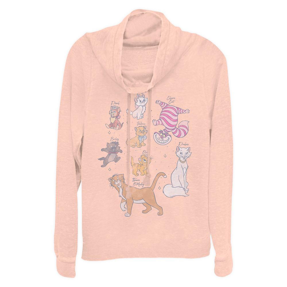 Disney Cats Pullover for Women