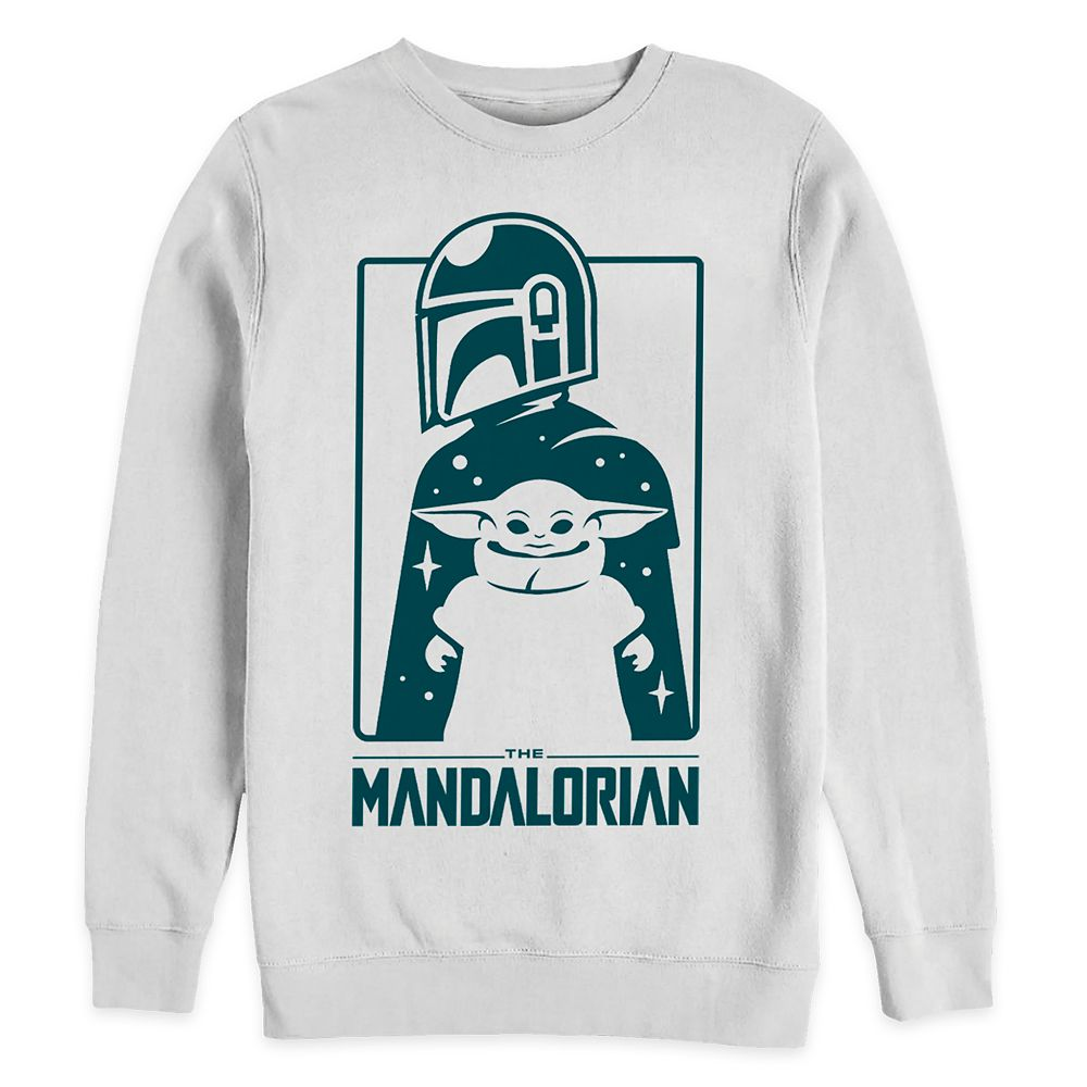 The Mandalorian and the Child Pullover Sweatshirt for Adults – Star Wars: The Mandalorian