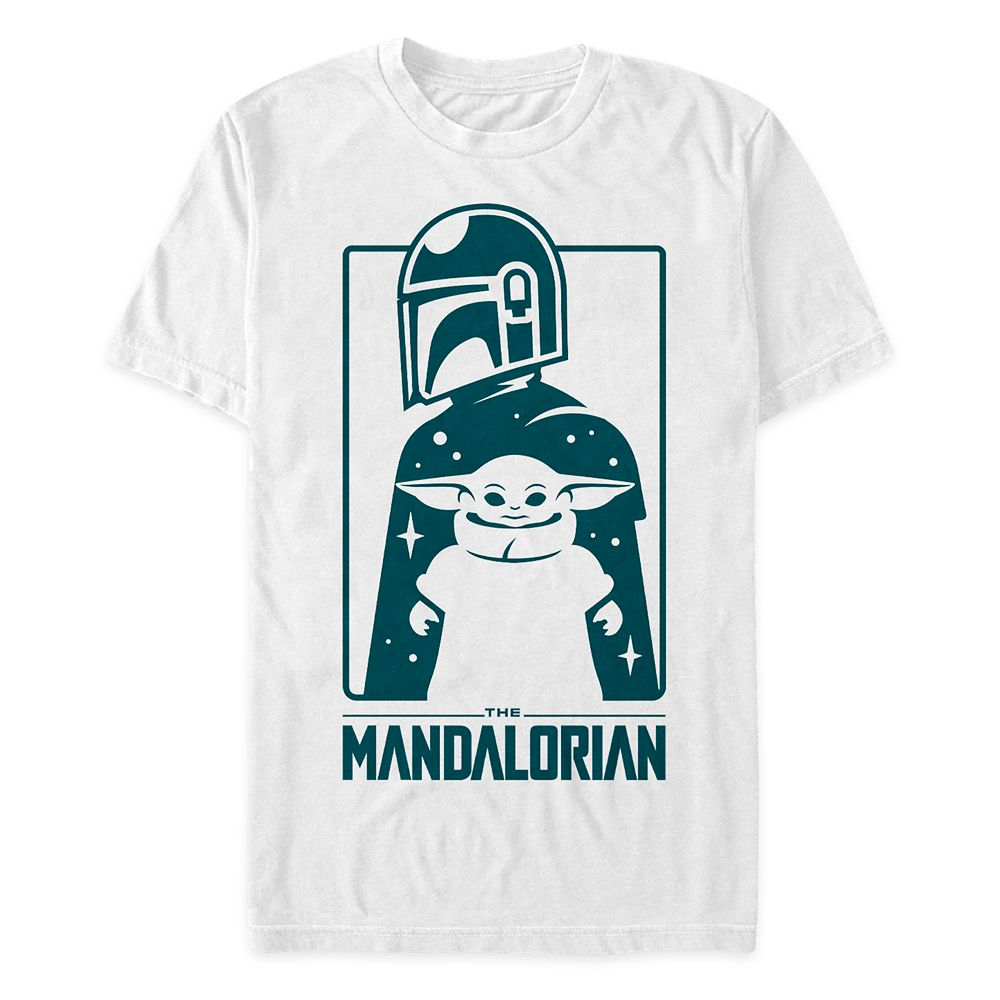 The Mandalorian and the Child T-Shirt for Men  Star Wars: The Mandalorian Official shopDisney
