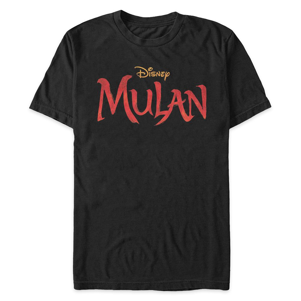Mulan Logo T-Shirt for Men – Live Action Film