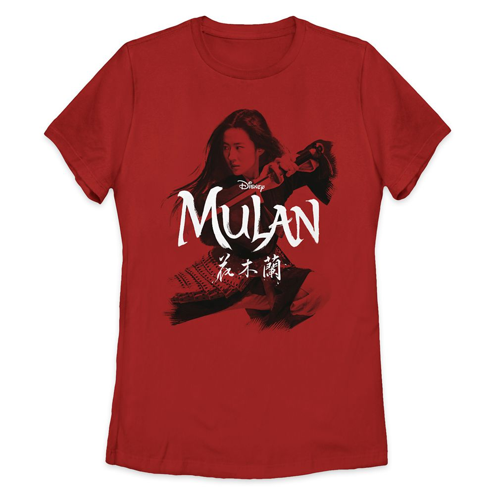 Mulan T-Shirt for Women – Live Action Film