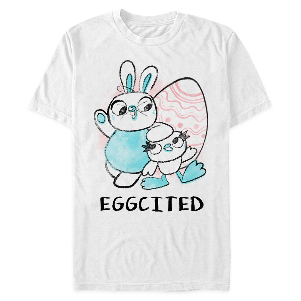 Ducky and Bunny T-Shirt for Adults – Easter