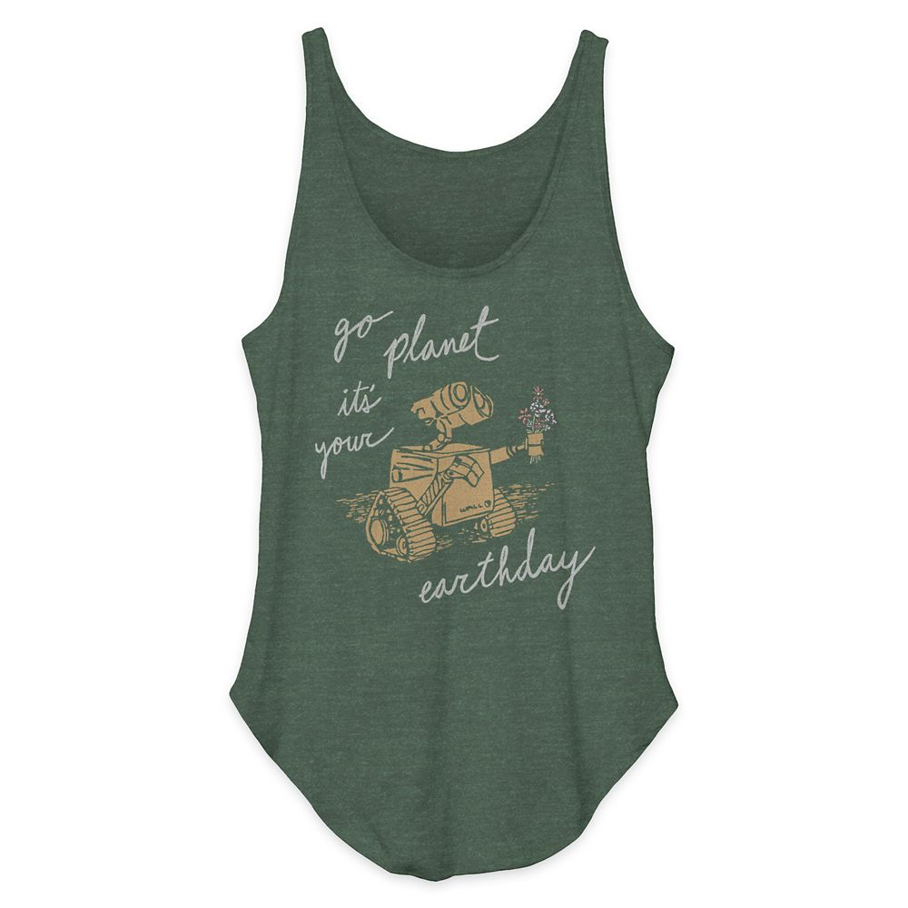 WALL•E Tank Top for Women – Earth Day