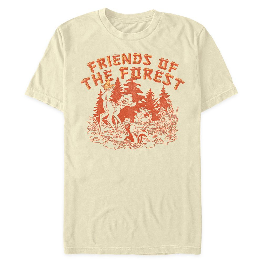 Bambi T-Shirt for Adults – Earth Day