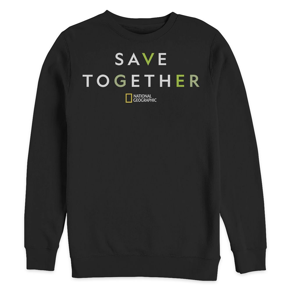 Earth Day Animal Collage Pullover Sweatshirt for Men – National Geographic