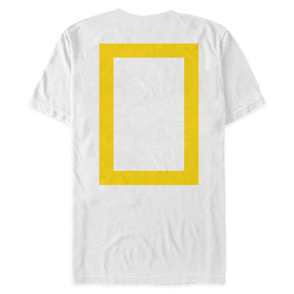 National Geographic Logo T-Shirt for Adults