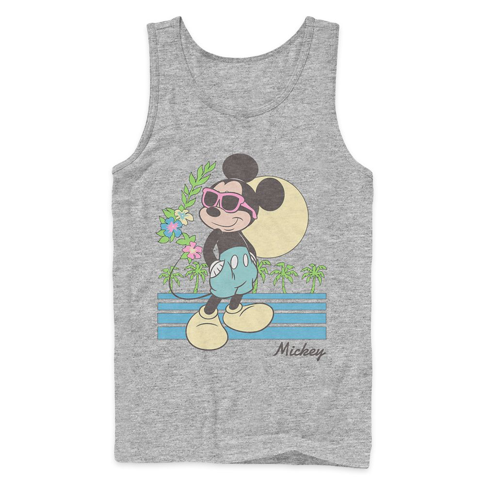 Mickey Mouse Tank Top for Men