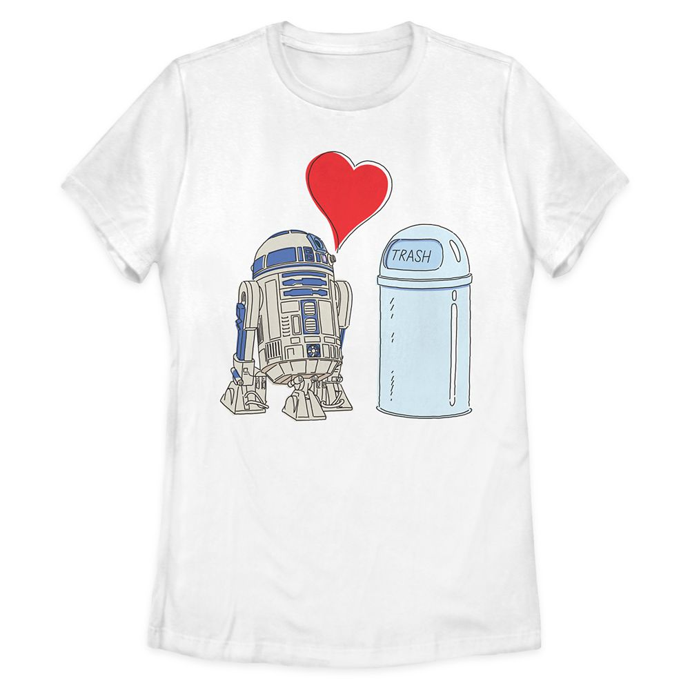 R2-D2 T-Shirt for Women – Star Wars