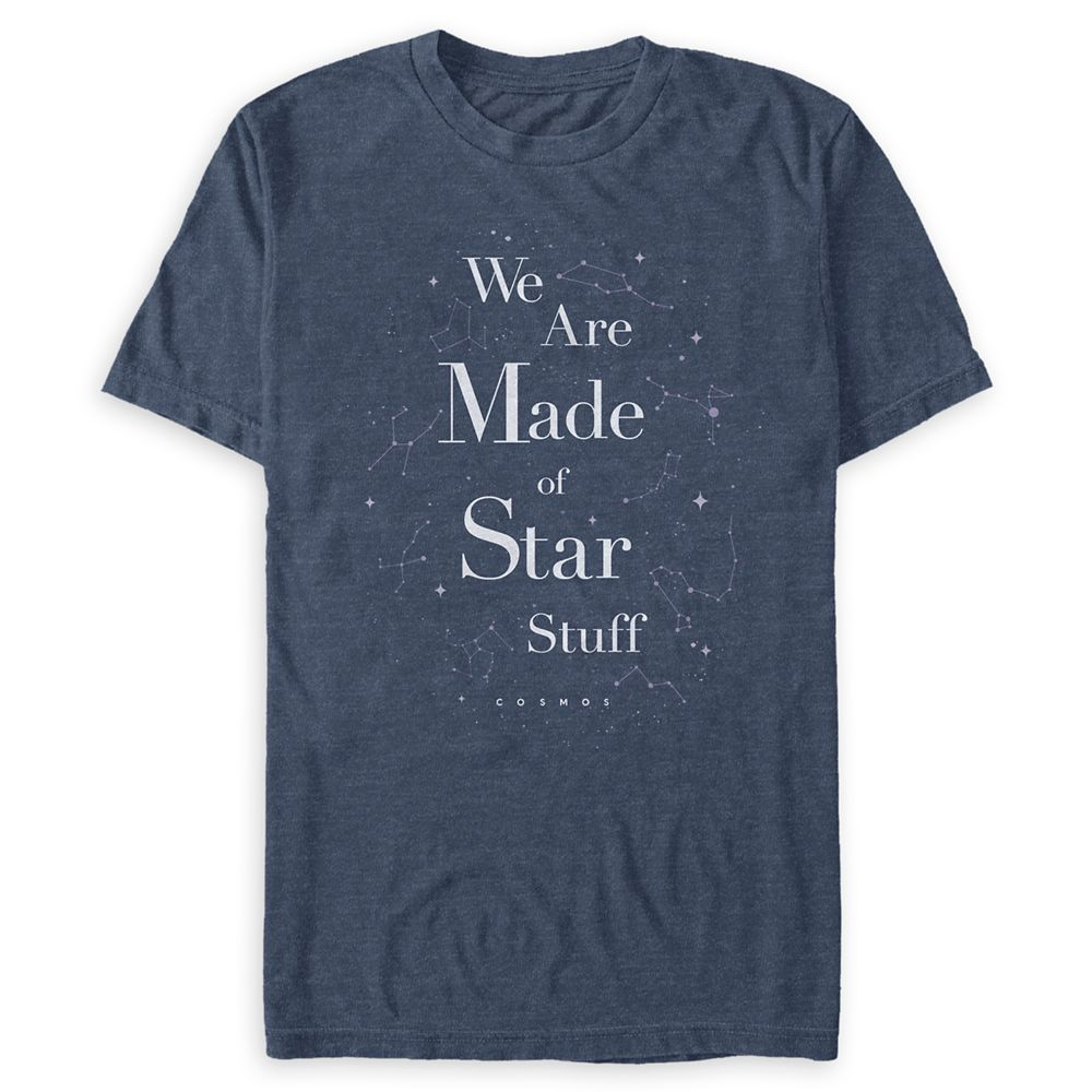 Cosmos ''We Are Made of Star Stuff'' T-Shirt for Men – National Geographic