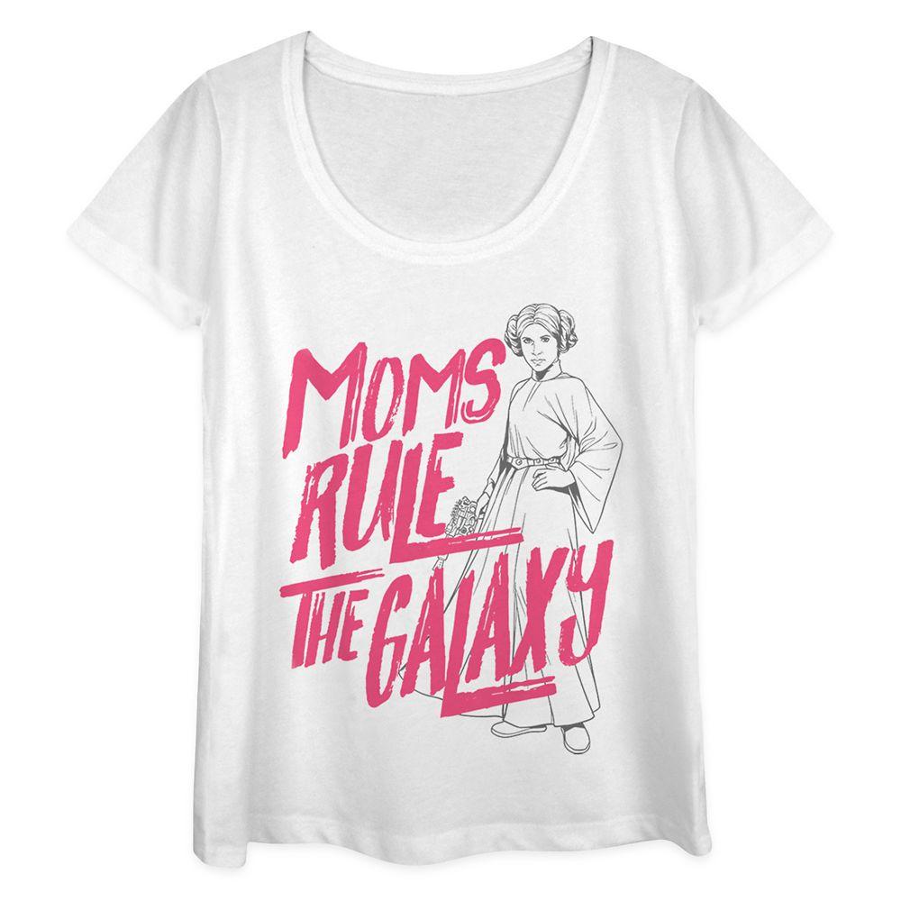 Rebel Princess Leia Steel Juniors Hooded Sweatshirt