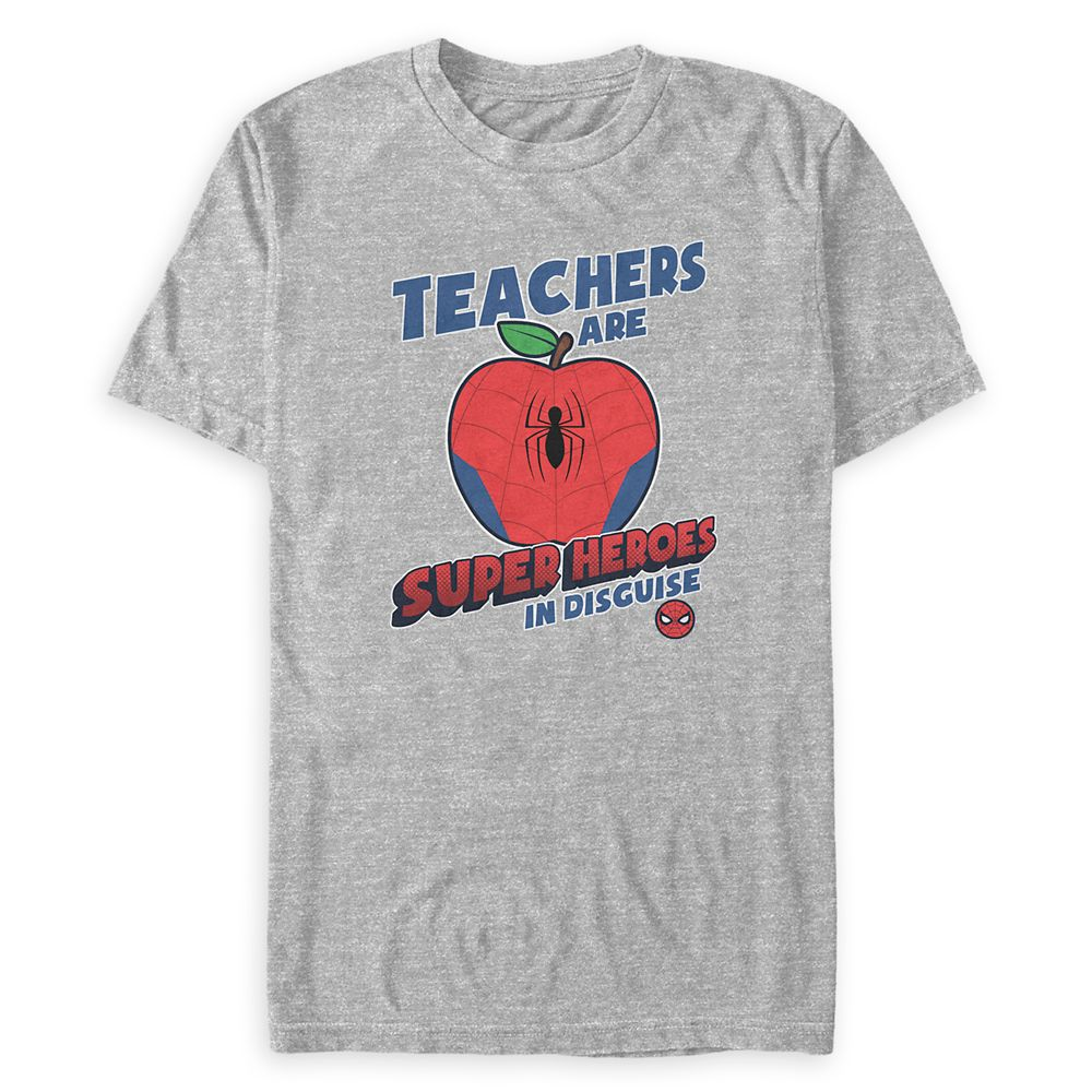 Spider-Man Teachers T-Shirt for Adults