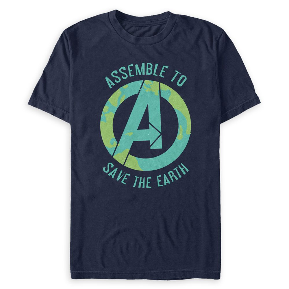 The Avengers Earth-Friendly T-Shirt for Adults