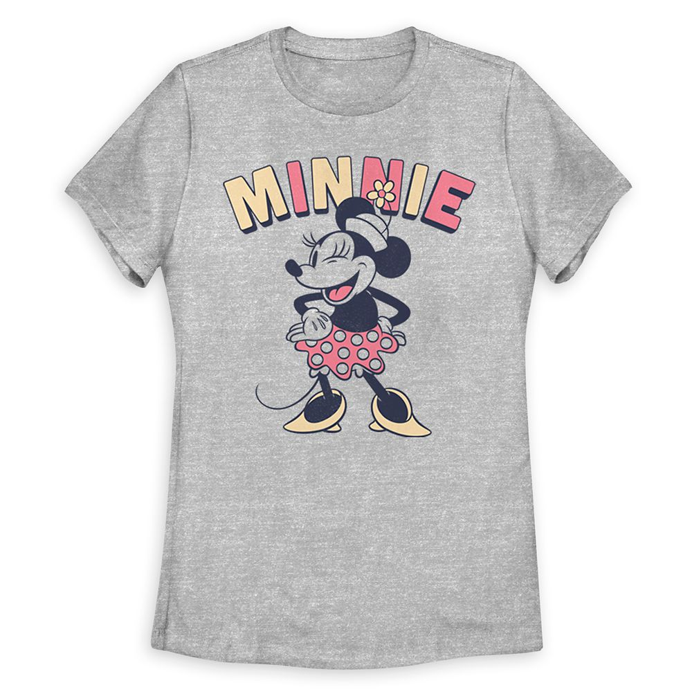Minnie Mouse Classic T-Shirt for Women