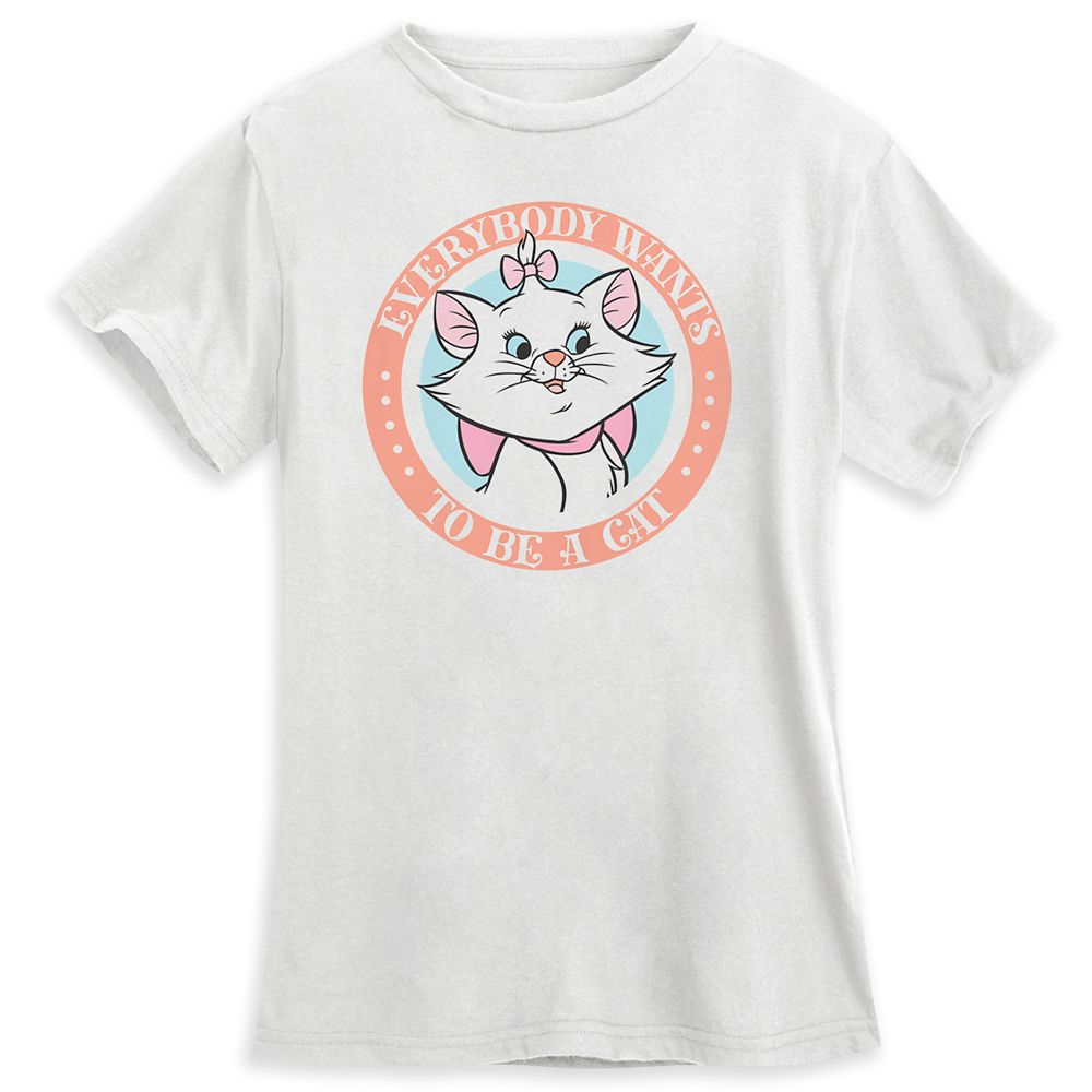 Marie T-Shirt for Women – The Aristocats