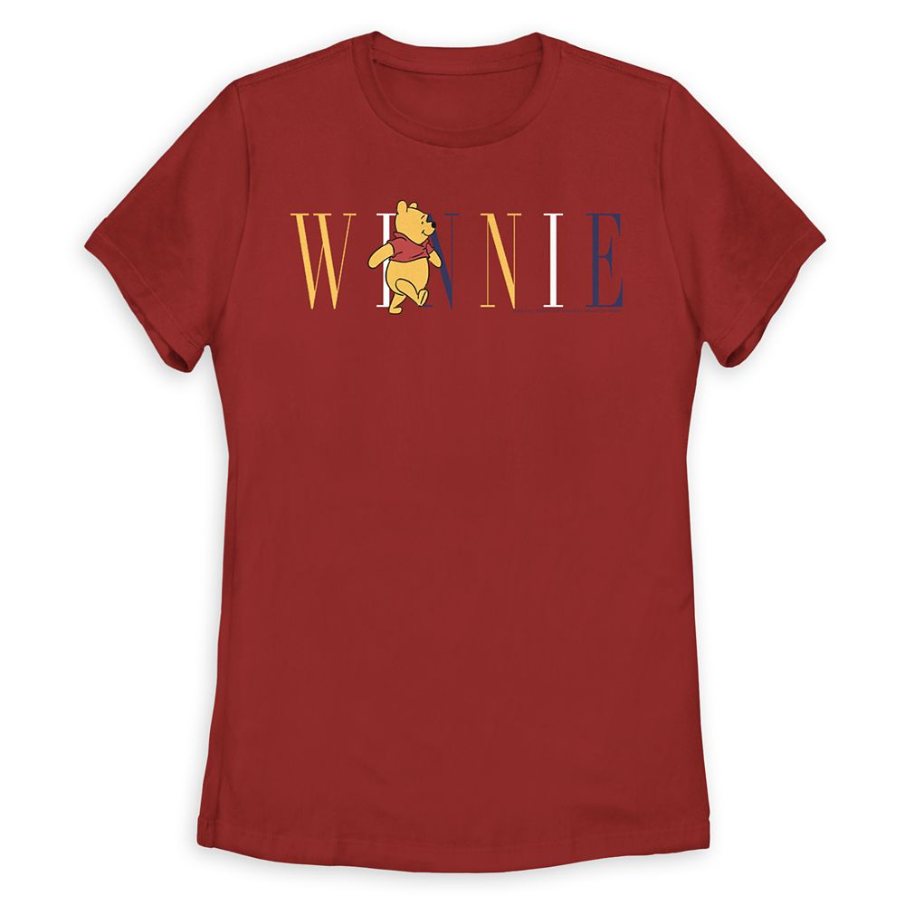 Winnie the Pooh T-Shirt for Women