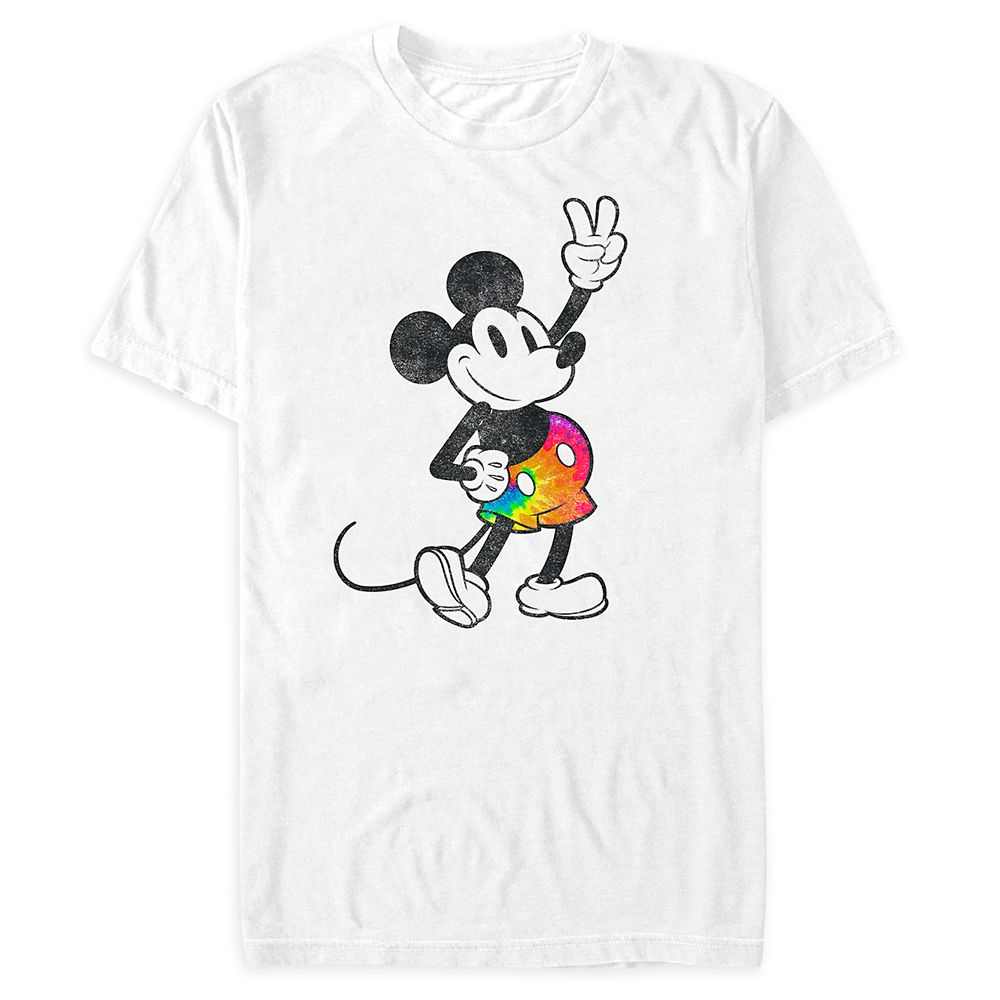 Mickey Mouse Retro T-Shirt for Adults