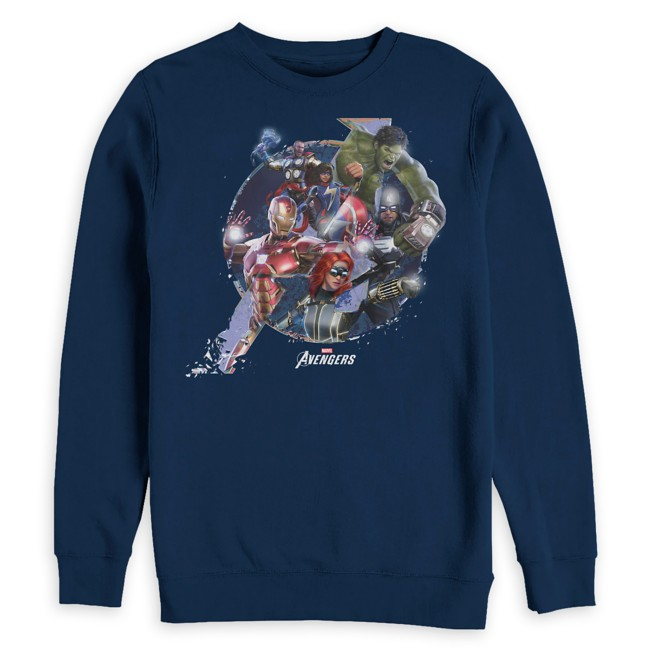 Marvel's Avengers Pullover Sweatshirt for Adults