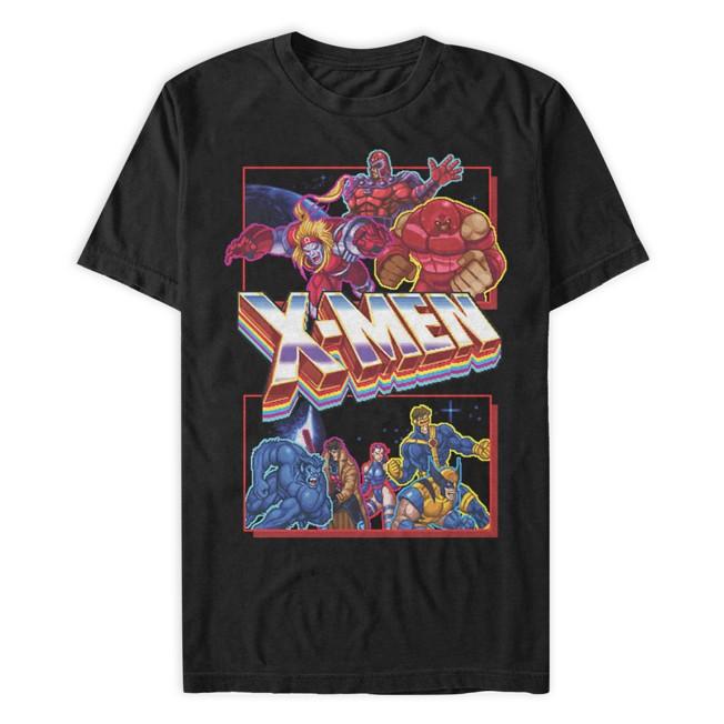 X-Men Fight T-Shirt for Men