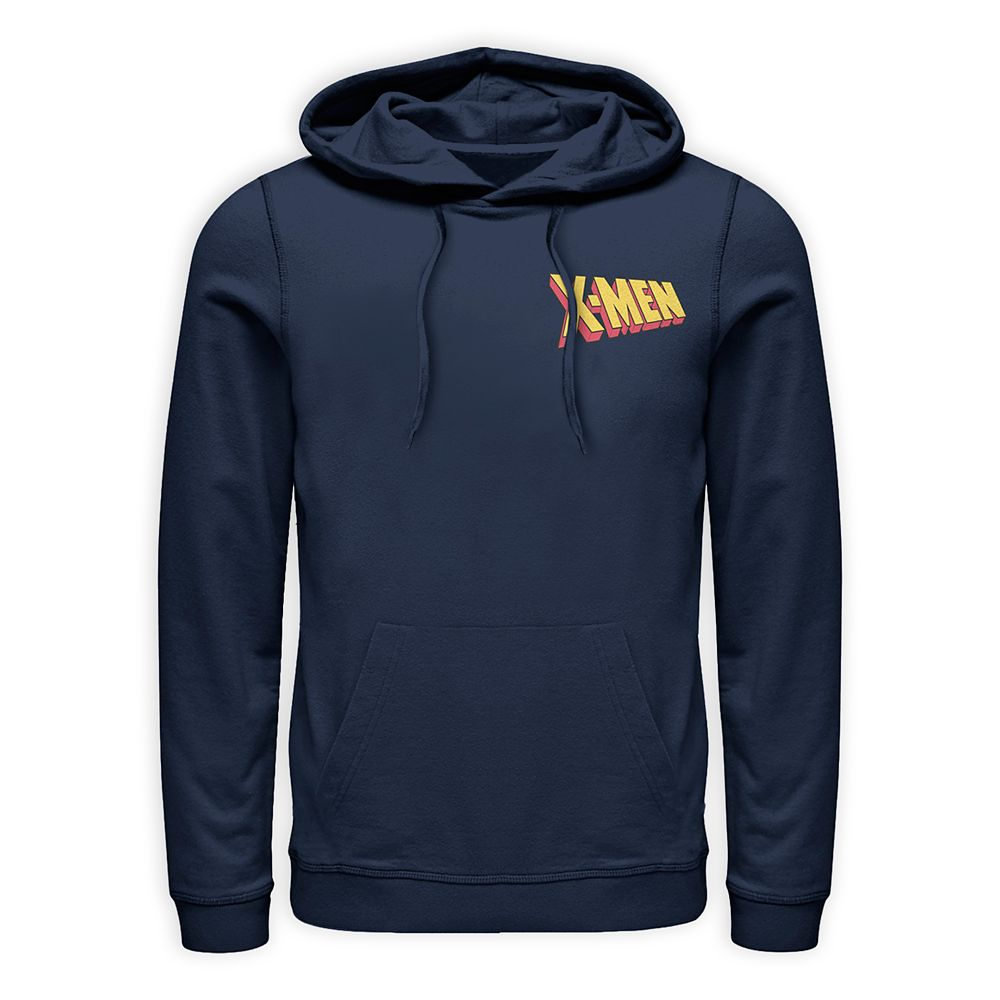 X-Men Logo Pullover Hoodie for Men