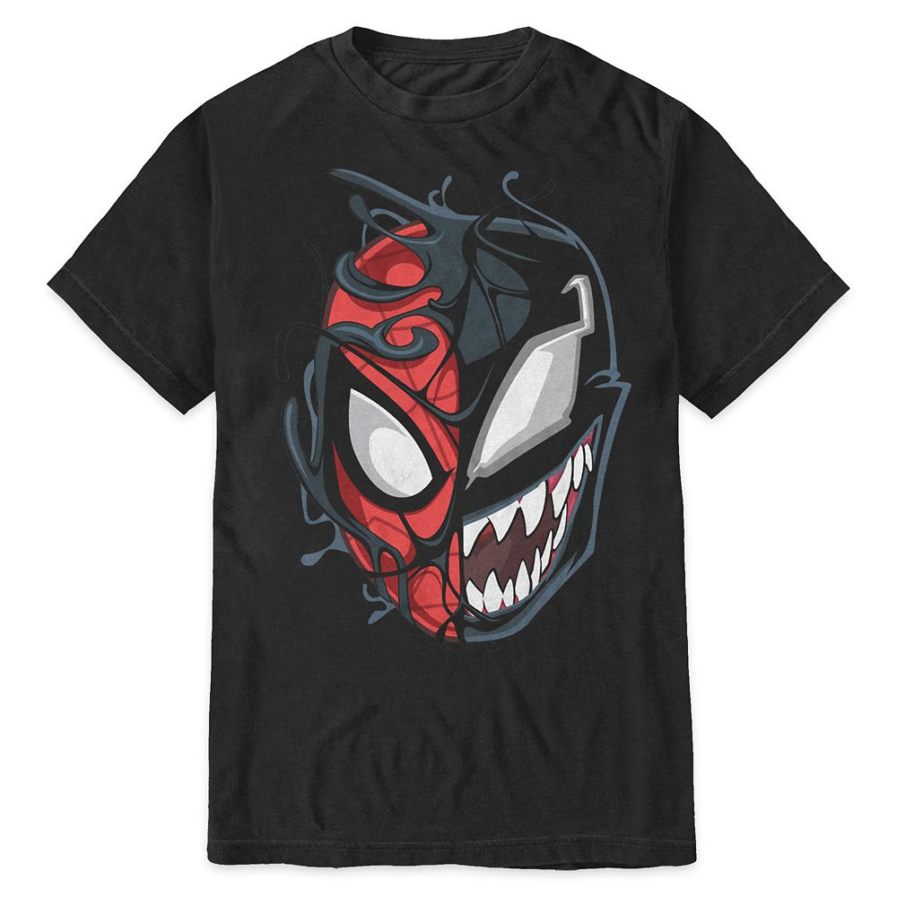 Spider-Man/Venom T-Shirt for Adults