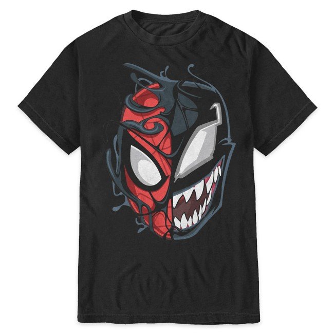 Spider-Man/Venom T-Shirt for Adults