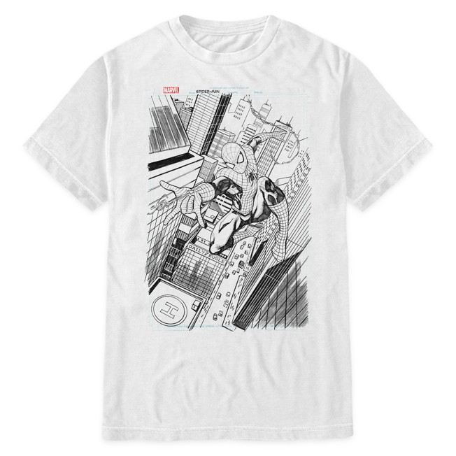 Spider-Man T-Shirt for Adults