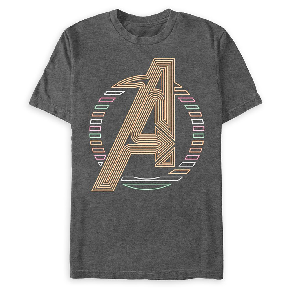 Marvel's Avengers Logo T-Shirt for Adults