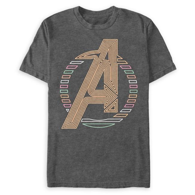 Marvel's Avengers Logo T-Shirt for Adults