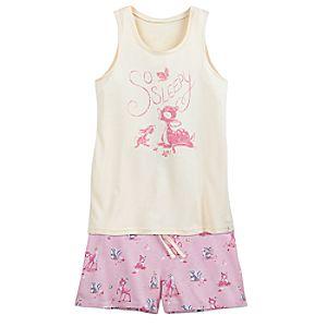 Image of Bambi Pajama Set for Women by Munki Munki