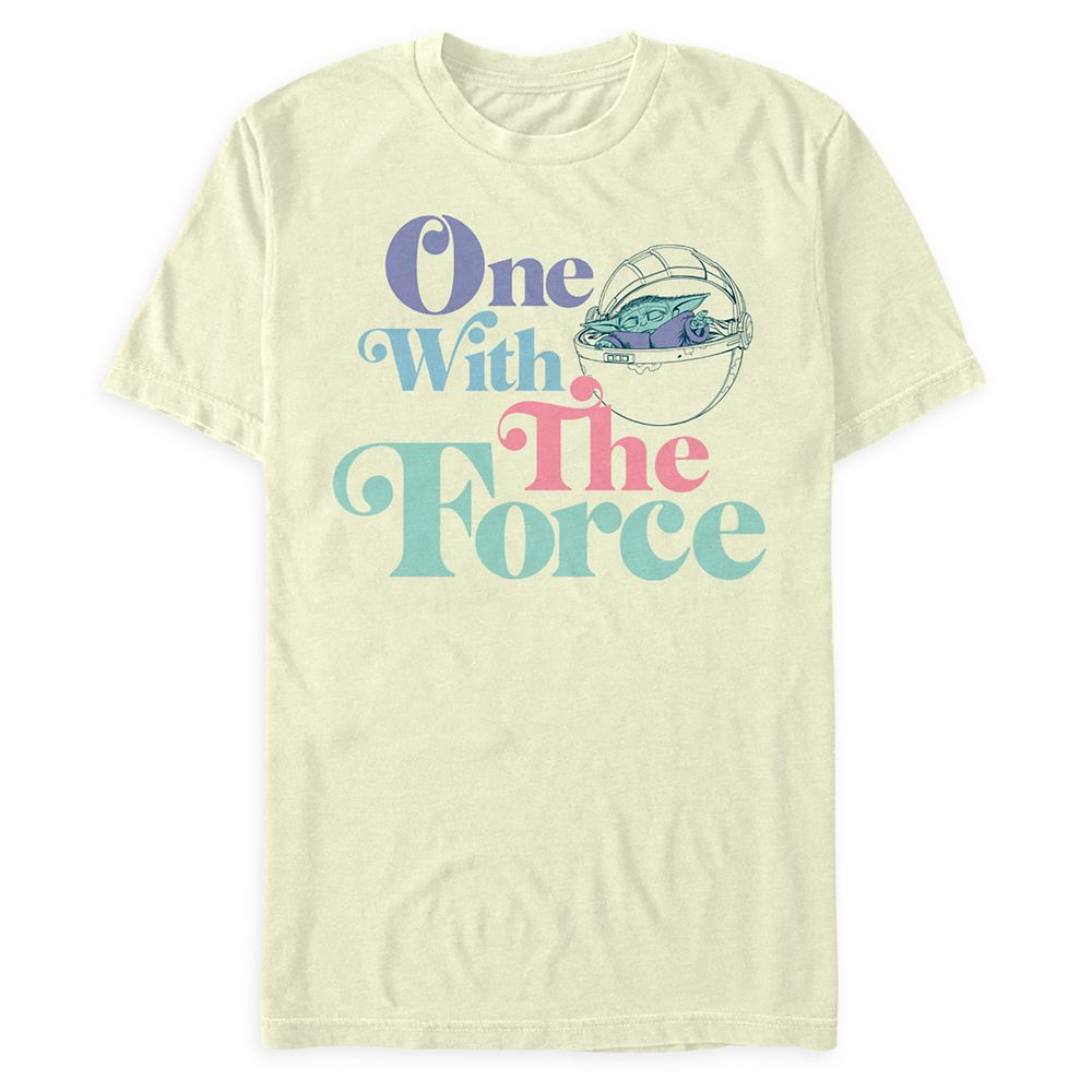 The Child Force T-Shirt for Adults – Star Wars: The Mandalorian Season 2