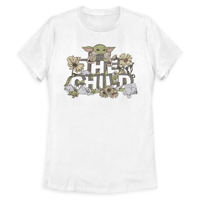 The Child Flower T-Shirt for Women – Star Wars: The Mandalorian Season 2