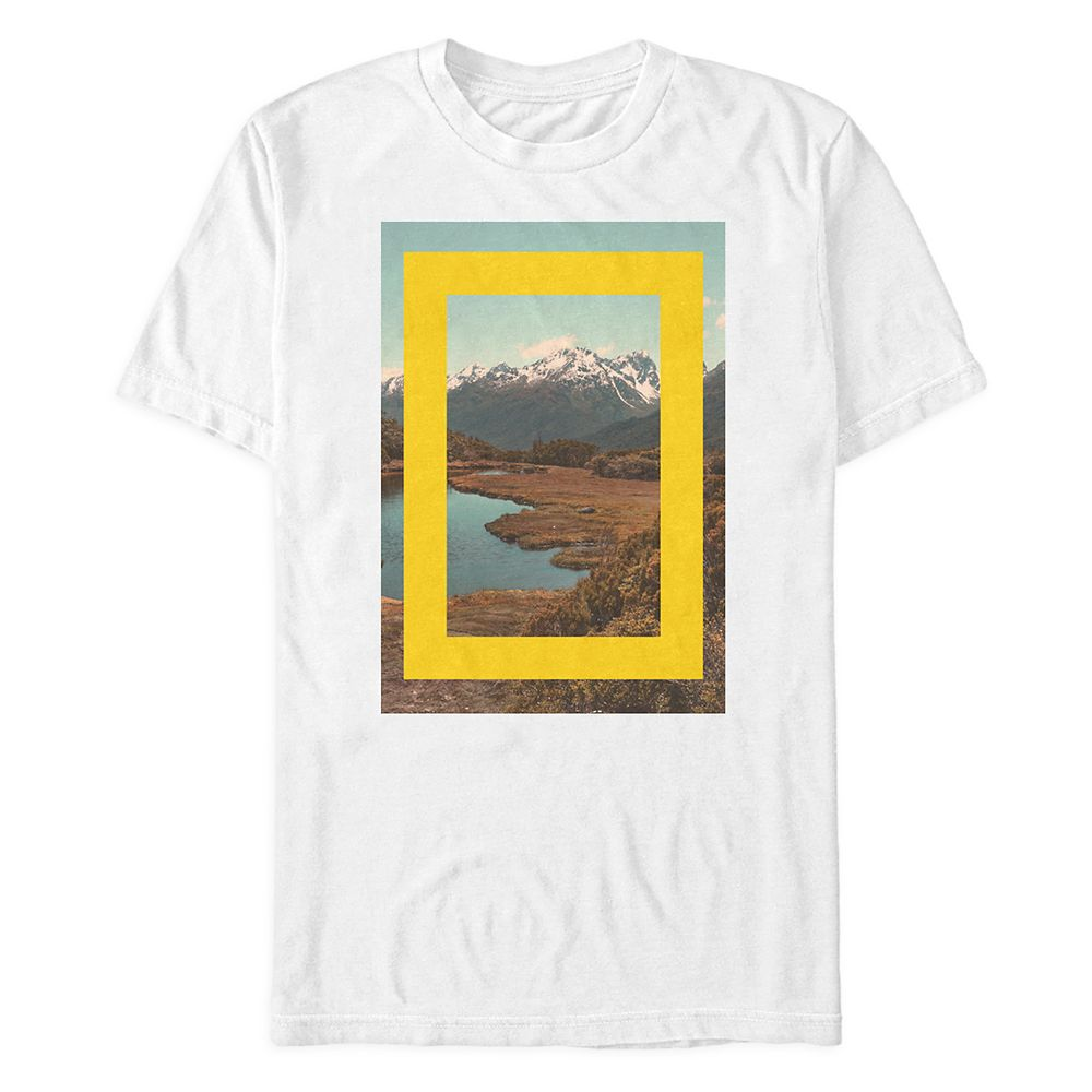 shopdisney.com - National Geographic Landscape T-Shirt for Adults Official shopDisney 24.99 USD