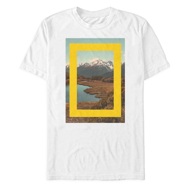 National Geographic Landscape T-Shirt for Adults
