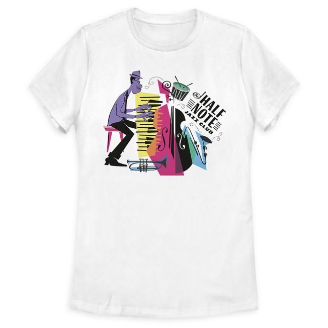Joe Gardner Half Note Jazz Club T-Shirt for Women – Soul
