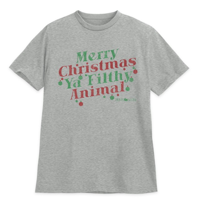 Home Alone ''Merry Christmas'' T-Shirt for Adults