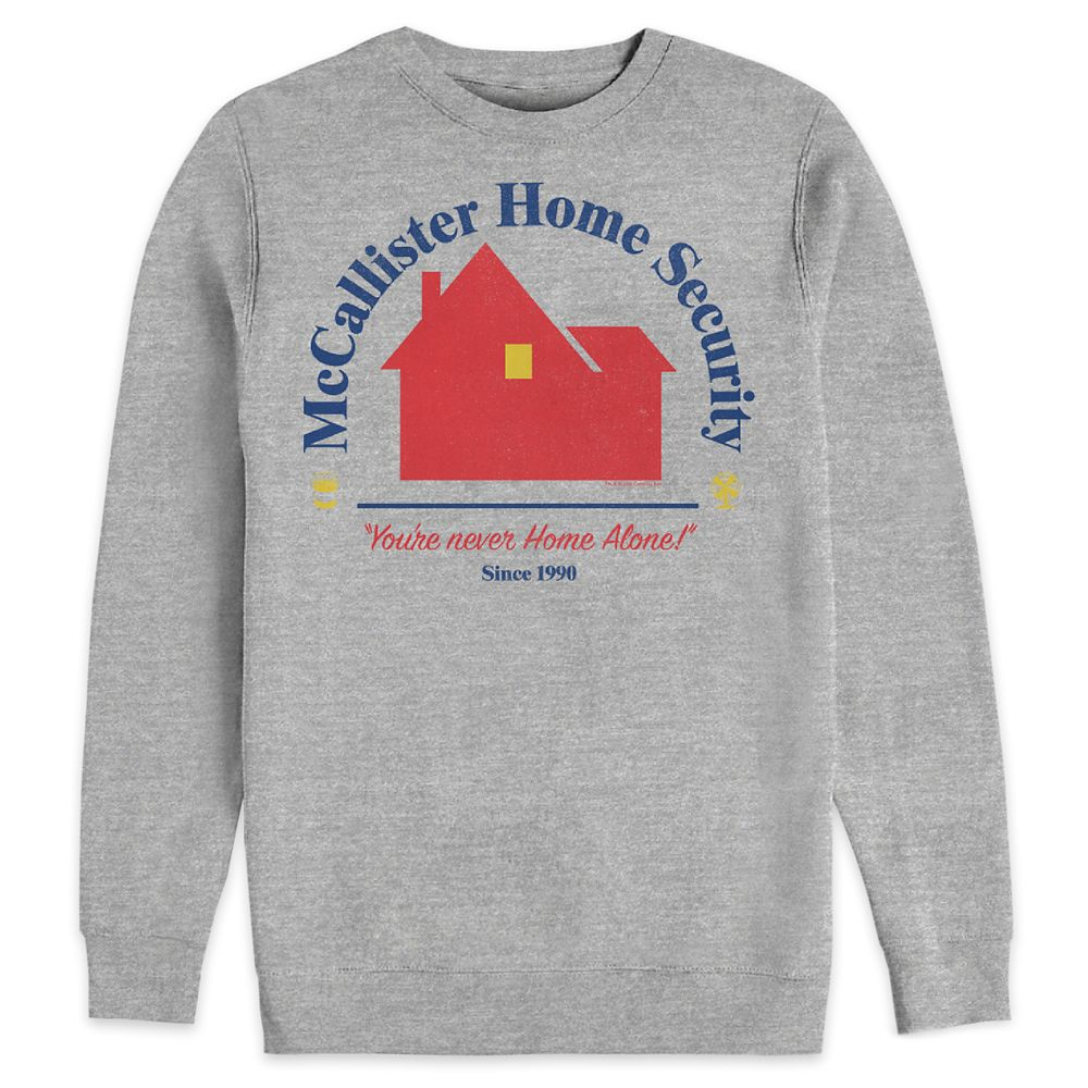 McCallister Home Security Sweatshirt for Adults – Home Alone