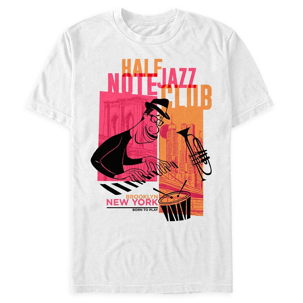 Joe Gardner Half Note Jazz Club T-Shirt for Adults – Soul
