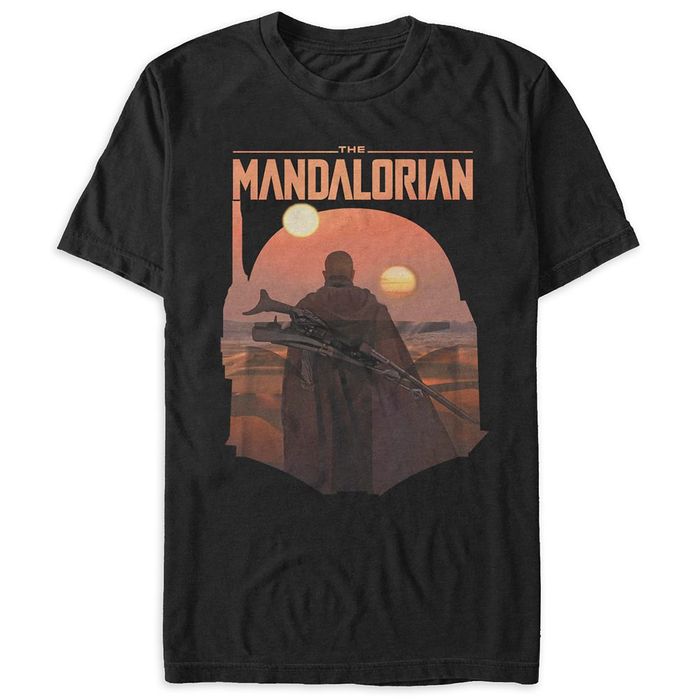 Star Wars: The Mandalorian Season 2 Week 1 T-Shirt for Adults – Limited Release