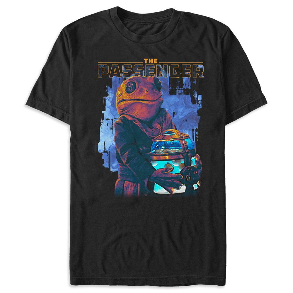 Star Wars: The Mandalorian Season 2 T-Shirt for Adults – The Passenger – Limited Release
