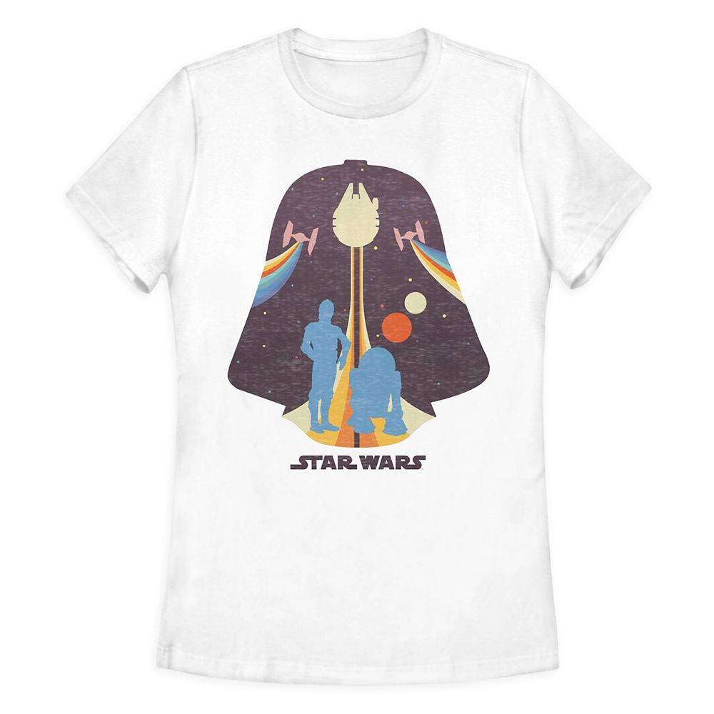 Star Wars Graphic T-Shirt for Women