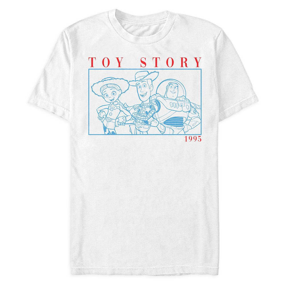Toy Story 25th Anniversary T-Shirt for Adults