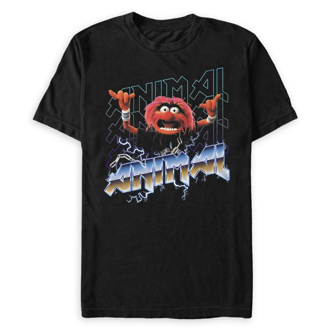 Animal T-Shirt for Men – The Muppets